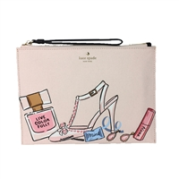 Kate Spade Wedding Belles This Is The Life Bella Wristlet