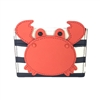 Kate Spade Shore Thing Crab Applique Card Case