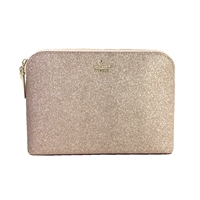 Kate Spade All That Glitters Briley Travel Cosmetic Case