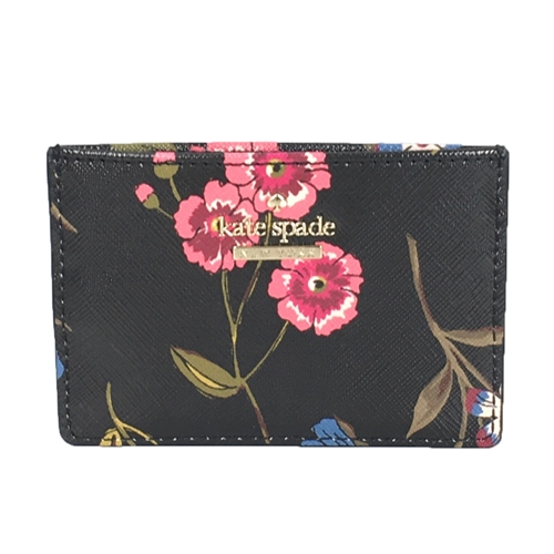 Kate Spade Cameron Street Meadow Floral Card Case