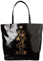Kate Spade Required Reading Bon Shopper Tote