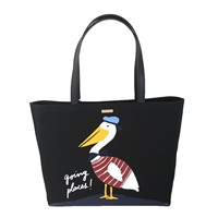 Kate Spade 'Going Places' Pelican Francis Tote