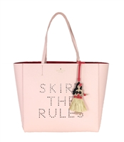 Kate Spade 'Skirt The Rules' Hallie Leather Tote