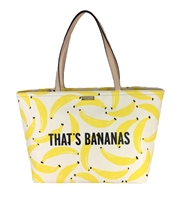 Kate Spade 'That's Bananas' Francis Tote