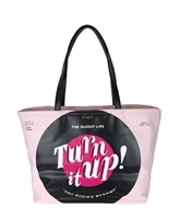 "Kate Spade 'Turn It Up"" Record Francis Tote"
