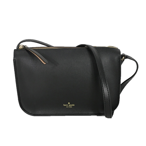Kate Spade Holiday Lane Val Leather Crossbody Bag