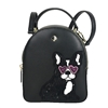 Kate Spade Francois French Bulldog Amelia Mini Convertible Backpack Crossbody Bag