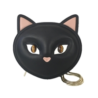 Kate Spade Cats Meow Leather Cat Crossbody Bag