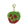 Mary Frances Disney Poison Apple Zip Coin Purse