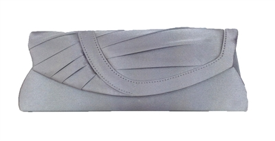 Sasha Satin Clutch Evening Bag