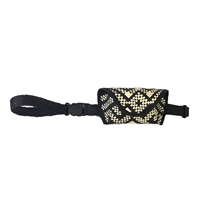 Banago Woven Straw Mini Fanny Pack Belt Bag