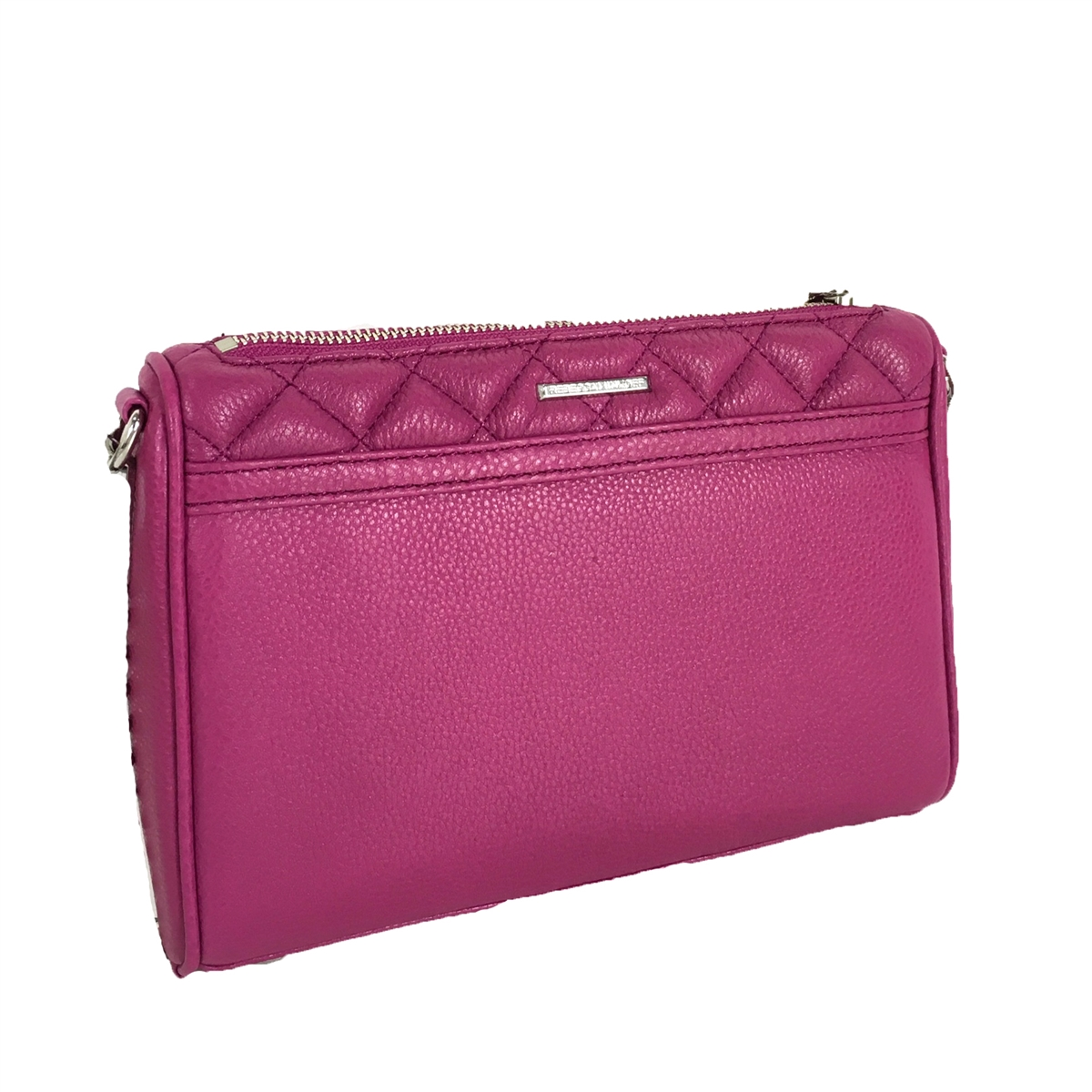 Tiny Home Designs: Rebecca Minkoff Mini MAC Quilted Leather Clutch Crossbody