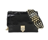 Rebecca Minkoff Jax Studded Patent Leather Crossbody