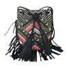 Rebecca Minkoff Wonder Fringe Phone Crossbody