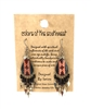 Machu Picchu Colors Of The Southwest Drop Earrings