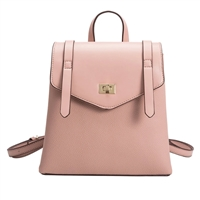 Melie Bianco Maxine Vegan Leather Small Day Backpack