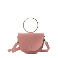 Melie Bianco Felix Ring Vegan Leather Crossbody