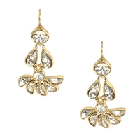 Kate Spade Glitter Gala Chandelier Drop Earrings The Bagtique