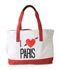 Wildfox I Love Paris Large Tote