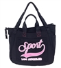 Juicy Sport Nylon Gym Tote