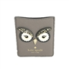 Kate Spade Owl Leather Sticker Phone Pocket Card Case