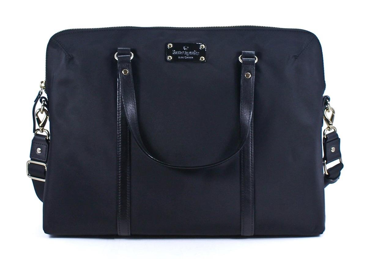 8e1788b90 Kate Spade New York Gramercy Park Calista Laptop Bag. Black