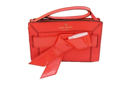 Kate Spade Bow Valley Kai Clutch