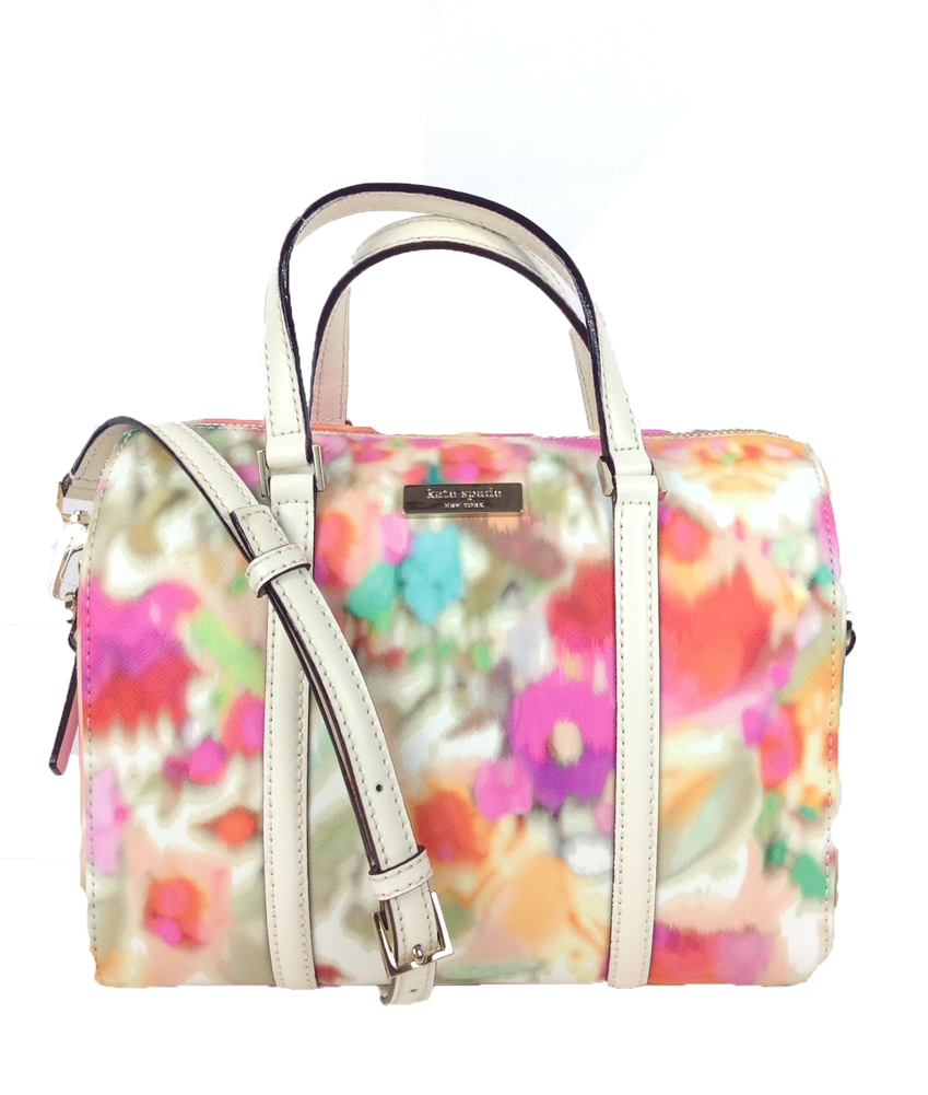9f172409a Kate Spade New York Grant Street Mini Cassie Satchel, Giverny Floral
