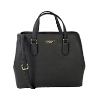 Kate Spade Saffanio Leather Evangelie Satchel