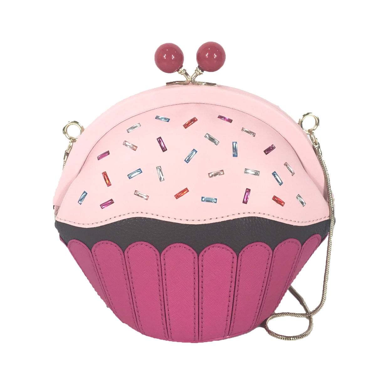 Kate Spade Take The Cake Cupcake Crossbody