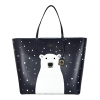 Kate Spade Polar Bear Oversized Rey Tote