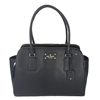 Kate Spade Bay Street Lydia Leather Satchel Bag