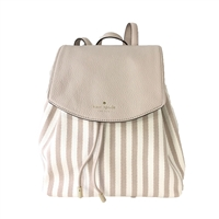 Kate Spade Mulberry Street Small Breezy Striped Backpack