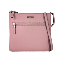 Kate Spade Rima Saffiano Leather Bucket Crossbody Bag