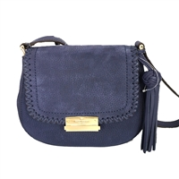 Kate Spade Suede Leather Adalise Crossbody Bag