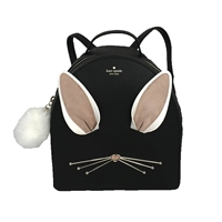 Kate Spade Hop To It Rabbit Sammi Leather Backpack