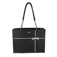 Kate Spade Bow Phoebe Leather Tote Bag