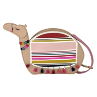 Kate Spade Spice Things Up Camel Leather Crossbody