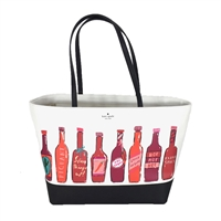 Kate Spade Extra Spicy Hot Sauce Remmi Tote