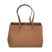 Kate Spade Evangelie Large Leather Tote Bag