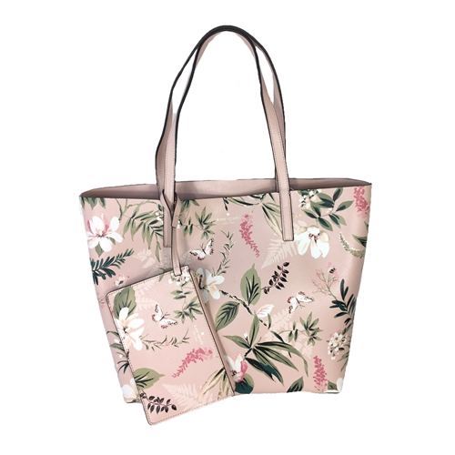 Kate Spade Mya Botanical Floral Print Reversible Tote Bag