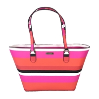 Kate Spade Bonita Stripe Dally Tote Bag