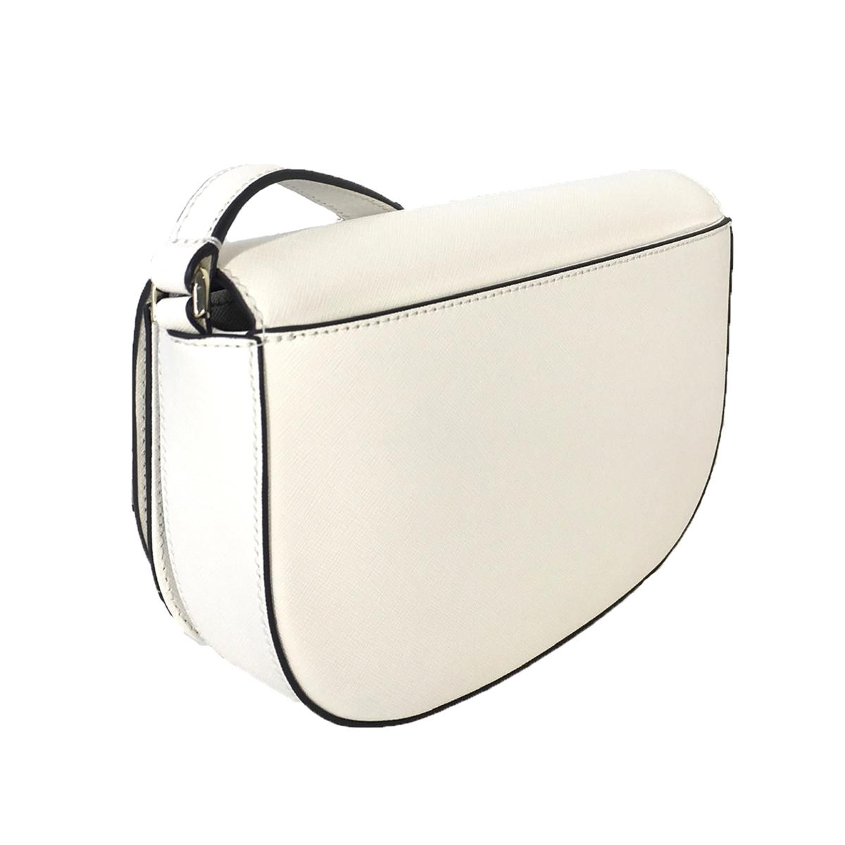 get cheap enjoy big discount for sale Kate Spade Raffia Flowers Reiley Leather Crossbody Bag , Bright White Multi