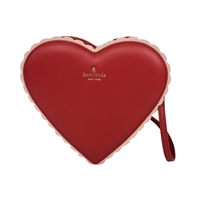 Kate Spade Heart Box of Chocolate Leather Crossbody