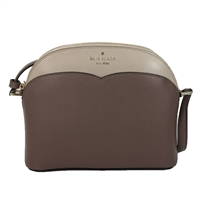Kate Spade Payton Colorblock Saffiano Dome Crossbody Bag