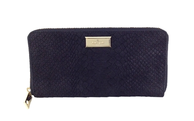 Kate Spade Elise Street Exotic Neda Zip Wallet