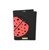 Kate Spade Little Ladybug Leather Passport Holder