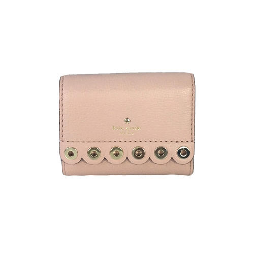 Kate Spade Paloma Road Joy Leather Trifold Wallet