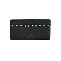 Kate Spade Stacy Saffiano Leather Bifold Wallet