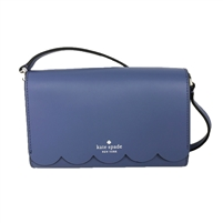 Kate Spade Addison Leather Convertible Clutch Crossbody Bag
